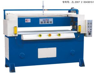 Automatic Parallel-Moving Precision Four-Column Rubber Cutting Machine (XYJ-3/80) pictures & photos
