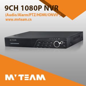 9CH NVR CCTV Security System Alarm Network Video Recorder Mvt-N6509 pictures & photos