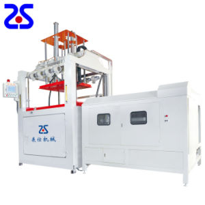 PLC Control Automatic Thick Sheet Vacuum Forming Machine pictures & photos