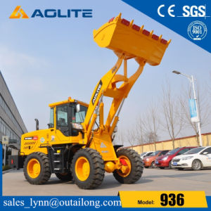 Aolite Brand Road Construction Machinery Wheel Loader 936 with Joystick pictures & photos