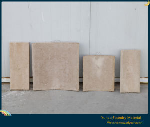 Silicious Exothermic Insulating Board for Steel Ingot and Iron Ingot pictures & photos