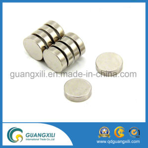 Free Samples Permanent Round Disc Rare Earth Magnet pictures & photos