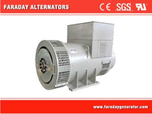 Outlet Alternator 2750kVA/2200kw Single Bearing Brushless Generator, IP44 H Class Alternator pictures & photos