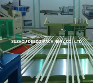 Pipe Belling Machine for Plastic Extrusion Machinery pictures & photos