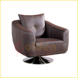 Fabric and Leather Sofa Sets Italian Design pictures & photos