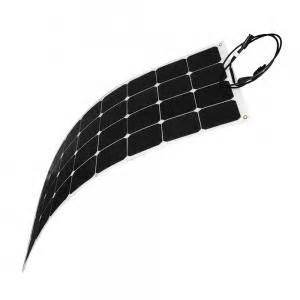 100W 18V Solar Energy Semi Flexible Solar Panel Sunpower Solar Cell Cutting pictures & photos