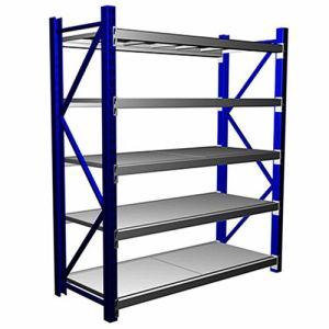Warehouse Storage Medium Duty Pallet Rack
