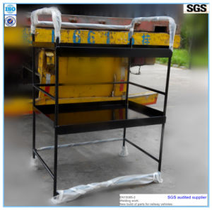 Powder Coating Iron Shelf Rack Pallet Rack pictures & photos