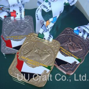 Well Customized Sport Medal (MD-010)