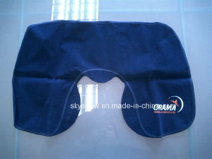 Hot Selling Airline Inflatable Neck Pillow pictures & photos