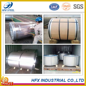 Hot Diped Galvanized Steel Strip with Zinc 40g-200g (width 20-1250mm) pictures & photos
