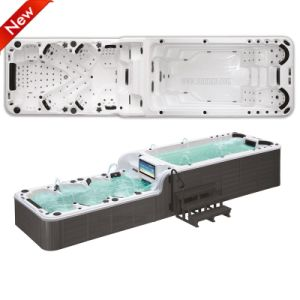 Fashionable Design Swimming SPA Pool Hot Tub with Balboa System and Aristech Acrylic (SR859) pictures & photos