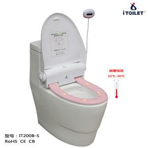 Automatic Toilet Seat, Sanitary Ware, Sanitary Toilet Seaet