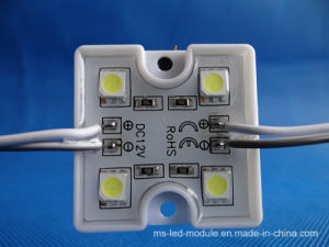 Waterproof 12V 5050 6LEDs 2 Years Warranty LED Module pictures & photos