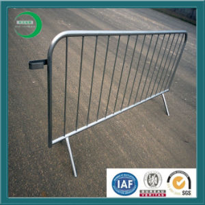 Temporary Fence Crowd Control Barrier Ccb Fence Durable Hot Dipped Galvanized Fence pictures & photos