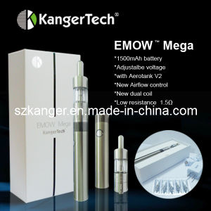 1600mAh Electronice Cigarette (Starter Kit Emow Mega) pictures & photos