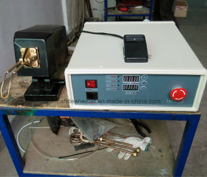 5kw Super High Frequency Induction Heating Machine pictures & photos