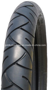 Goldkylin Best Quality (70/90-17 80/80-17 80/90-17 90/80-17) Factory Directly Speed Race Motorcycle Tire /Tyre