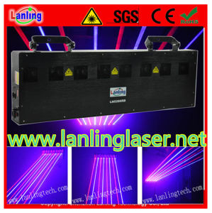8-Head Moving-Head Fat-Beam Laser Curtain pictures & photos