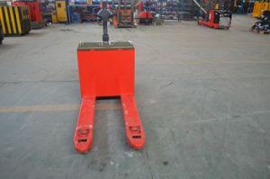 2000kg Electric Pallet Forklift pictures & photos