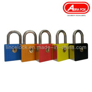 Zinc Alloy Lock Body with ABS Cover Padlock pictures & photos