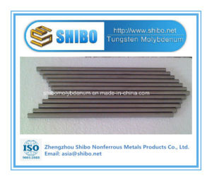Factory Sell High Purity 99.95% Molybdenum Rod with Superior Quality pictures & photos