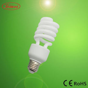 18-20W Half Spiral Energy Saving Lamp (10mm) pictures & photos