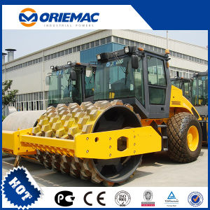 Xcm 22 Ton Hydraulic Single Drum Vibratory Compactor Xs222e pictures & photos