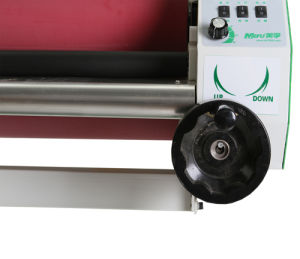 Mefu 1600 Roll to Roll Cold Laminator for PVC Film pictures & photos