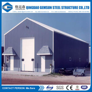 H Section Easy to Install Steel Workshop pictures & photos