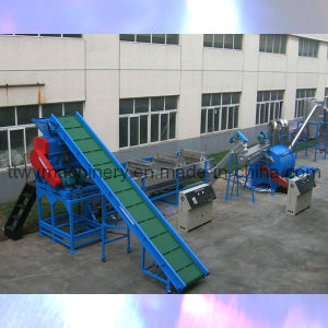 PE, PP Washing Line Plastic Machinery (TP-1000) pictures & photos