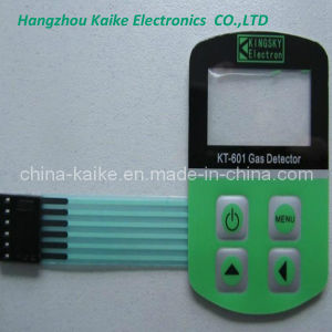 Flexible Cable Membrane Keypad with Window (KK) pictures & photos