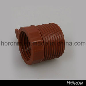 "Pph Water Pipe Fitting-Female & Male Thread Coupling- Union-Tee-Elbow-Plug (3/4""X1/2"")"