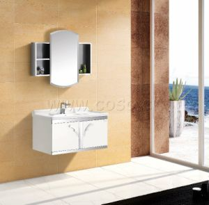 Stainless Steel Bathroom Cabinet (BV2013-036) pictures & photos