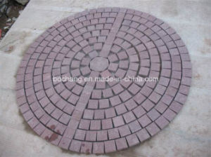 Chinese Red Granite Paver Stone Cube pictures & photos