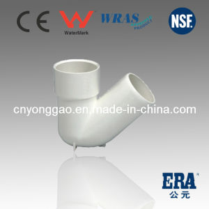 Ce UPVC ISO3633 Ewage Fittings pictures & photos