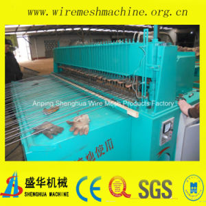 Gold Supplier Welded Mesh Panel Machine (factory direct sale) pictures & photos