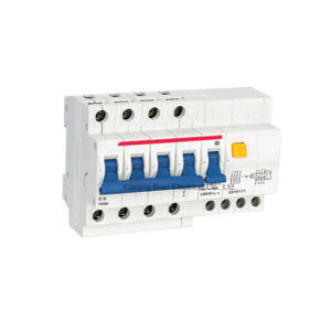 D Type MCB Electric Mini Circuit Breaker Switch Applications pictures & photos