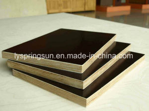 12mm Combi Core Film Faced Plywood for Construction pictures & photos