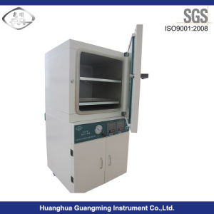 Laboratory Vertical Vacuum Drying Oven with Pump pictures & photos