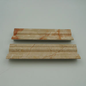 High Quality Artificial Marble Stone Moulding Skirting Baseboard pictures & photos