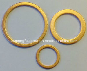 Copper Washer / Sealing Washer (DIN7603) pictures & photos