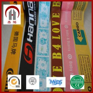 Custom Logo Printed Colored Adhesive Tape for Sealing and Packing pictures & photos