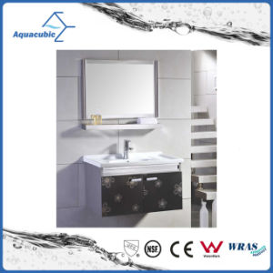 Modern Style Brown Furniture Classical Stainless Steel Bathroom Furniture pictures & photos