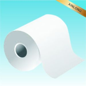 Polyester & Viscose Blends Spunlace Nonwoven Fabric pictures & photos