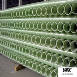 2.5MPa 220 º C Epoxy FRP Pipe for Slurry pictures & photos