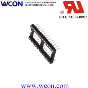 2.54mm Terminal Length 7.4mm Hole IC Female