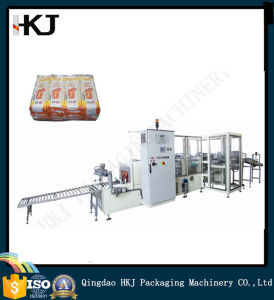 Full-Automatic High Shrink Packaging Machine (BJWZ 15/8) pictures & photos