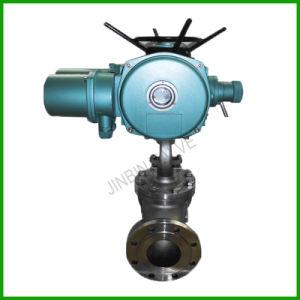 Electric Globe Control Valve Price-Motorised Globe Valve pictures & photos