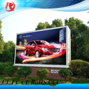 2016 Waterproof P10 Outdoor Full Color High Brightness LED Display pictures & photos